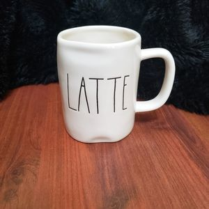NWT Rae Dunn Latte Coffee Mug